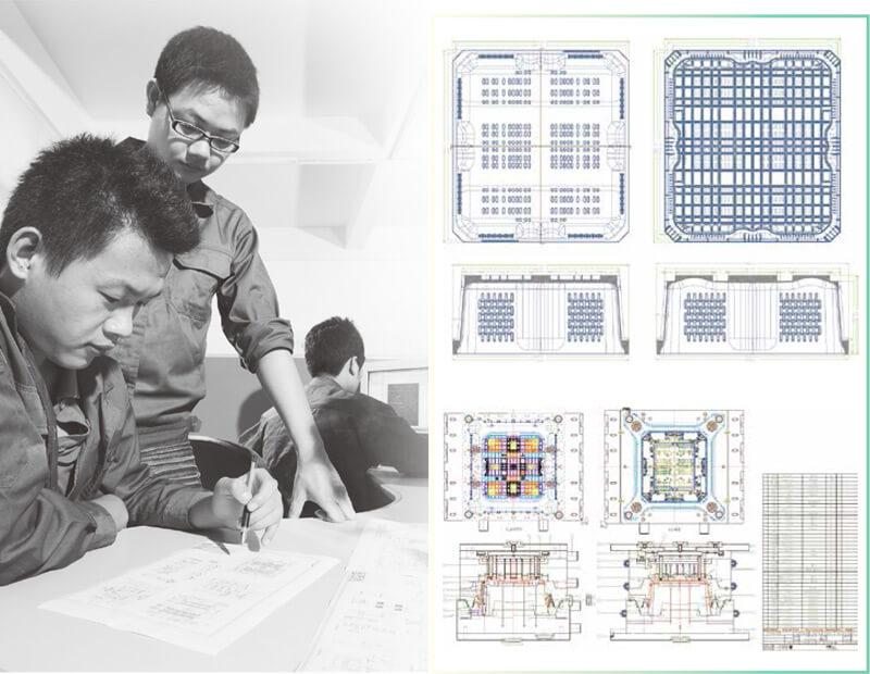 Quy trình thiết kế và gia công khuôn ép nhựa