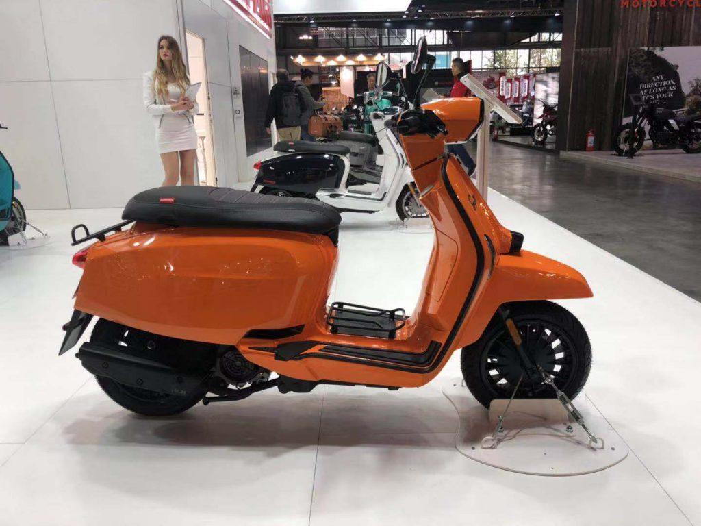Thiết kế mẫu xe điện